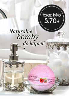 Naturalne bomby do kąpieli