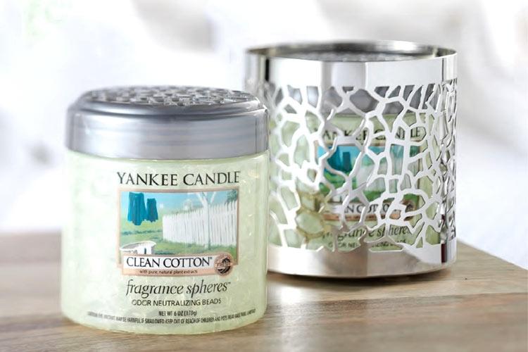 Kulki Zapachowe Yankee Candle Fragrance Spheres